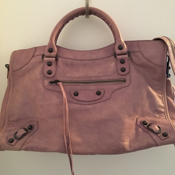 Balenciaga Handbags - Balenciaga Limited Edition 2009 Lilac RH City